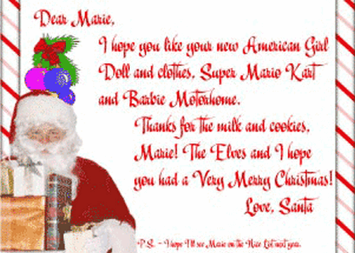 Polarpostofficecom personalized letter from santa free for Cheap letters from santa claus